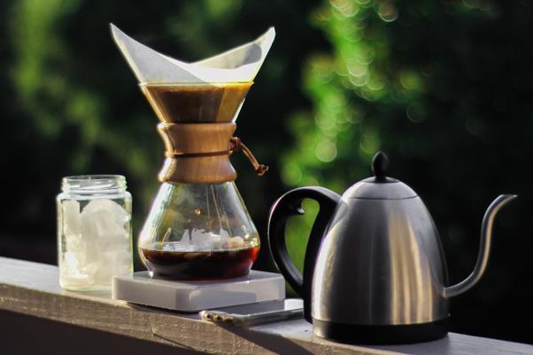Mresspresso Coffee Brewing